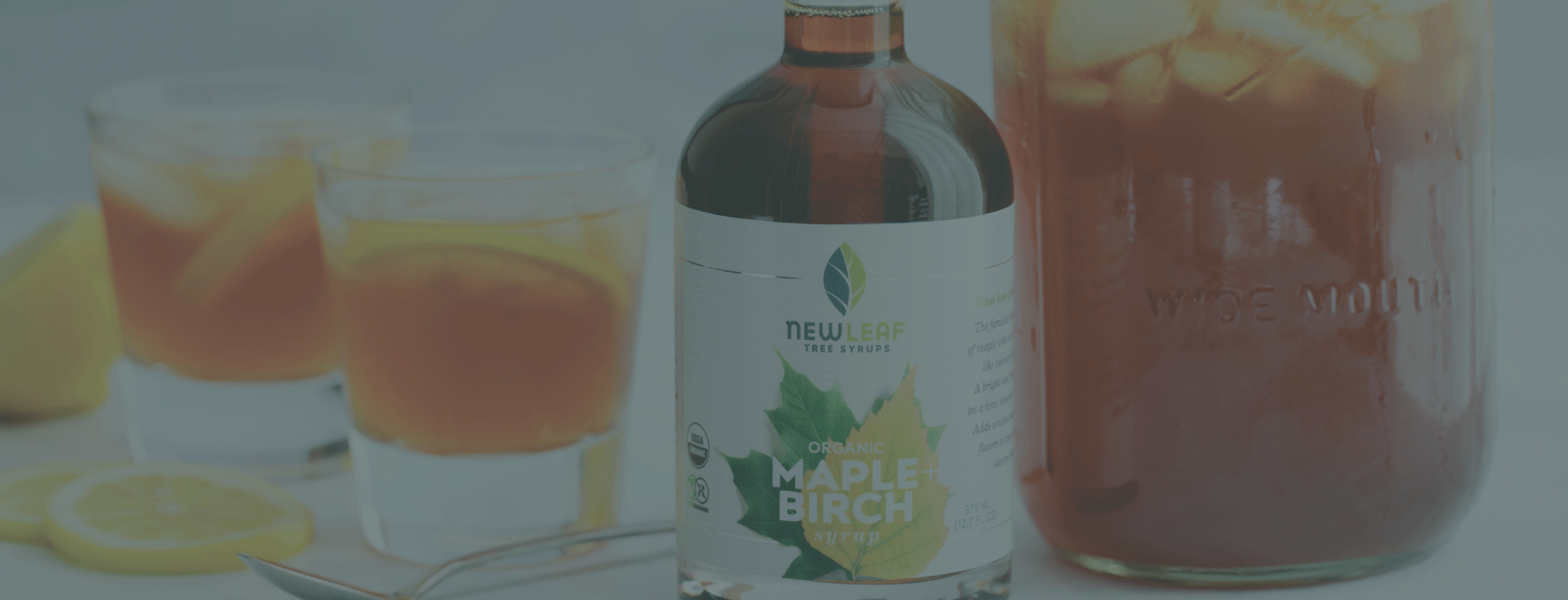 New Leaf Syrups