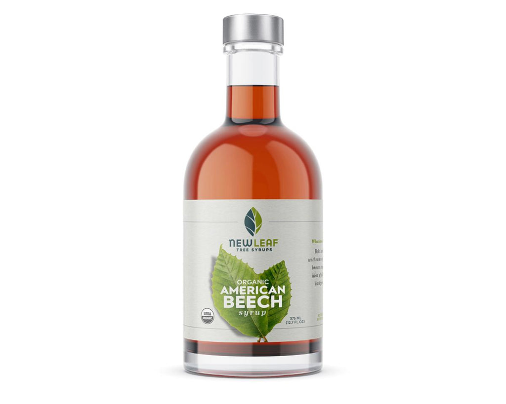 Pure American Beech Syrup