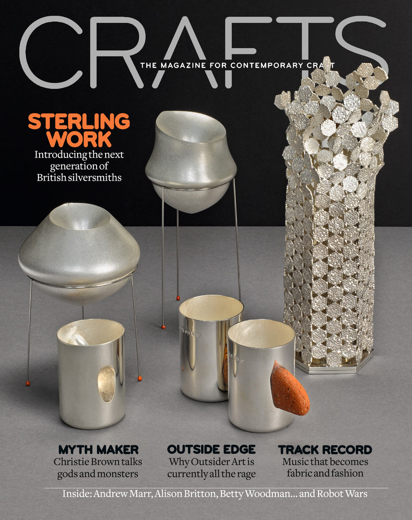 Crafts Issue No. 259 March / April 2016