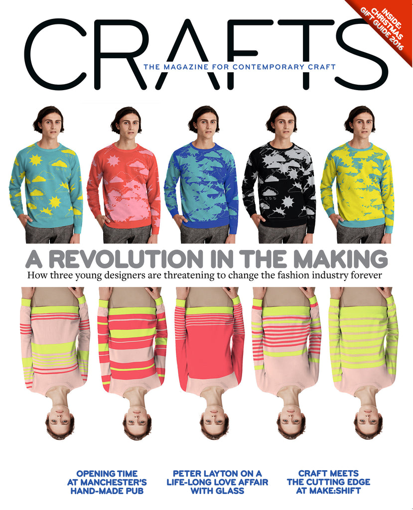 Crafts Issue No. 263 November / December 2016