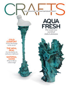 Crafts Issue No. 220 September/October 2009