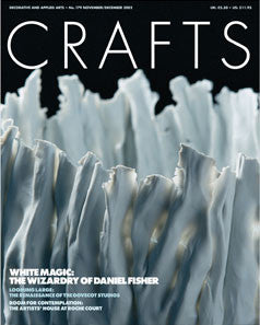 Crafts Issue No. 179 Nov/Dec 2002