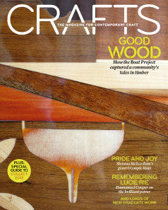Crafts Issue No. 236 May/June 2012