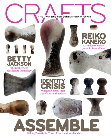 Crafts Issue No. 258 January / February 2016