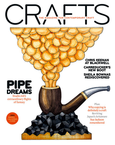 Crafts Issue No. 261 July / August 2016