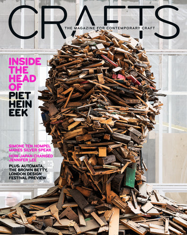 Crafts Issue No. 262 September / October 2016