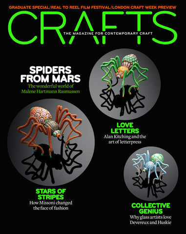 Crafts Issue No. 260 May / June 2016