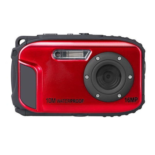 Camcorder Waterproof Camera Professional Digital Video HD 16MP LCD Display Outdoor Mini Anti Shake Underwater Sports Detection