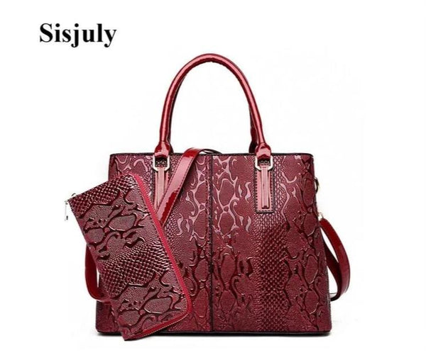 2019 Women's PU Leather Handbags And Purses Ladies Big Crossbody Bags For Women Shoulder Bags Hand Sac A Main Femme Tote