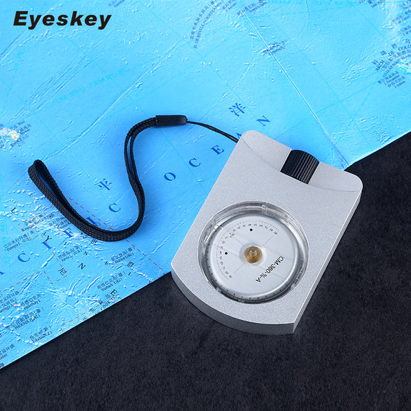 Eyeskey Professional Waterproof Clinometer Survival Compass Height Measurement