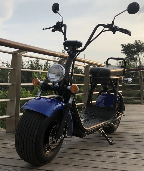 Electric Motor Scooter For Adults, 1000W/1500W/2000W motor power