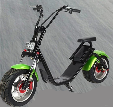 Electric Motor Scooter 1000W/1500W/2000W for Adults Y4