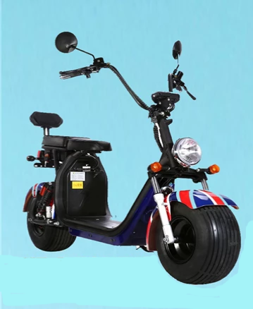 Electric Motor Scooter 1000W/1500W/2000W for Adults Y5P