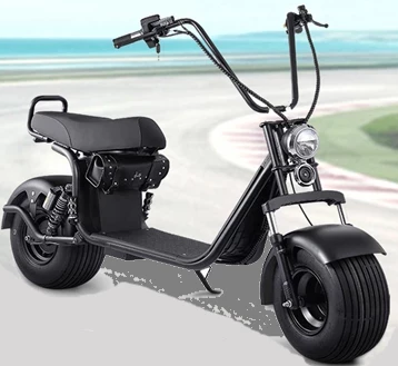Electric Motor Scooter 1000W/1500W/2000W for Adults Y7