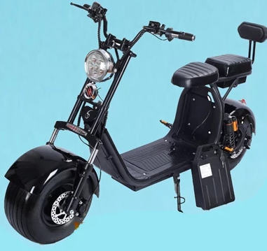 Electric Motor Scooter 1000W/1500W/2000W for Adults Y8