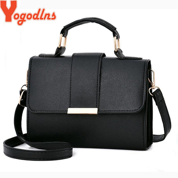 Yogodlns  Women's PULeather Handbags Shoulder Bag Small Flap Crossbody Bags for Women