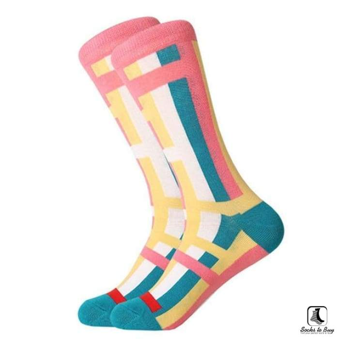 1990s Light Combed Cotton Socks - Socks to Buy 1