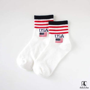 Airport Codes Short Athletic Socks - Socks to Buy 2