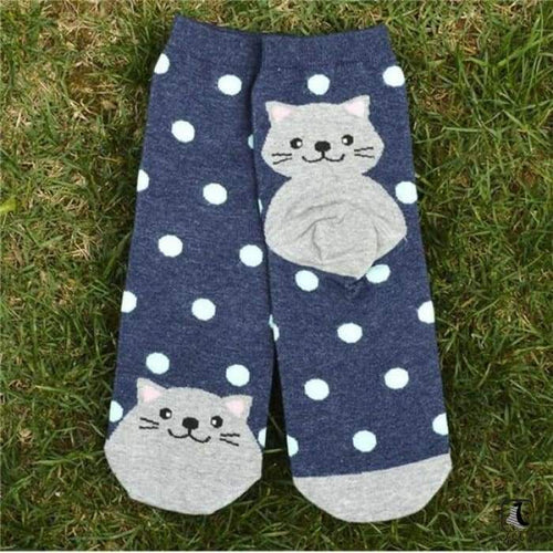 Animals And Polka Dots Socks - Socks to Buy 1