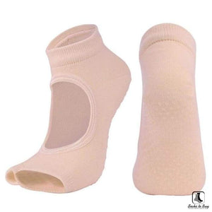 Anti Slip Yoga Pilates Dance Slipper Socks - Socks to Buy 5