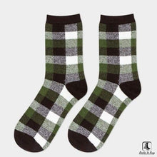 Load image into Gallery viewer, Chickety Check Leisure Dress Socks - Socks to Buy 4