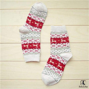 Cozy Winter Christmas Holiday Socks - Socks to Buy 2
