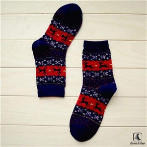 Cozy Winter Christmas Holiday Socks - Socks to Buy 3
