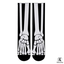 Load image into Gallery viewer, Crazy About Skullz Socks - Socks to Buy 4