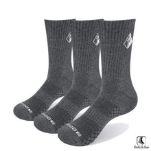 Load image into Gallery viewer, Cushion Crew Sweat-Wicking Sock Set - Socks to Buy 9