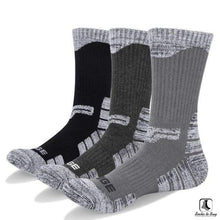 Load image into Gallery viewer, Cushion Crew Sweat-Wicking Sock Set - Socks to Buy 7