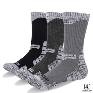 Cushion Crew Sweat-Wicking Sock Set - Socks to Buy 7