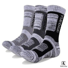 Load image into Gallery viewer, Cushion Crew Sweat-Wicking Sock Set - Socks to Buy 2