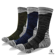 Load image into Gallery viewer, Cushion Crew Sweat-Wicking Sock Set - Socks to Buy 4