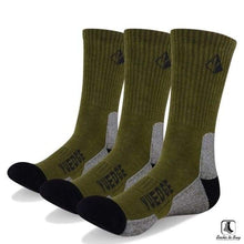 Load image into Gallery viewer, Cushion Crew Sweat-Wicking Sock Set - Socks to Buy 3
