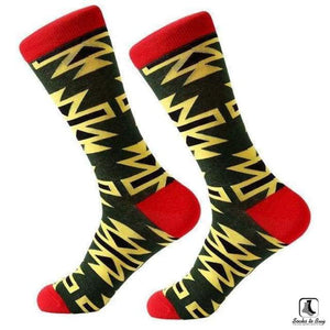 Electric Southwest Tribal Pattern Socks - Socks to Buy 1