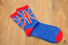 Load image into Gallery viewer, Flag National Leisure Dress Socks - Socks to Buy 3
