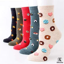 Load image into Gallery viewer, Foods You Like Socks - Socks to Buy 1