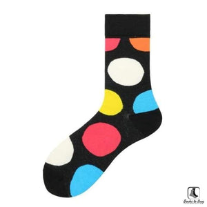 Gimme All The Dots Polka Dot Socks - Socks to Buy 5