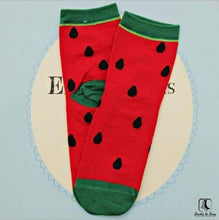 Load image into Gallery viewer, Las Tropicals Fruit Socks