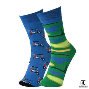 On Par Golf Mixups Socks - Socks to Buy 1