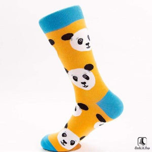 Panda Panda Combed Cotton Socks - Socks to Buy 1