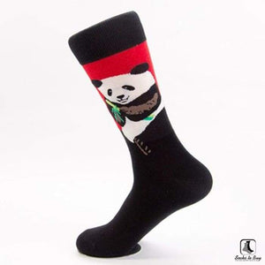 Panda Panda Combed Cotton Socks - Socks to Buy 3