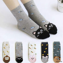 Load image into Gallery viewer, Pet Toes Animal Pattern Socks - Socks to Buy 1