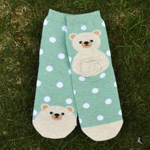 Load image into Gallery viewer, Pet Toes Animal Pattern Socks - Socks to Buy 14