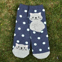 Load image into Gallery viewer, Pet Toes Animal Pattern Socks - Socks to Buy 6