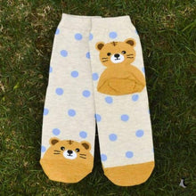 Load image into Gallery viewer, Pet Toes Animal Pattern Socks - Socks to Buy 13