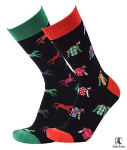 Racing Jockey Horse Mixups Socks - Socks to Buy 1