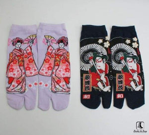 Samurai Tabi Socks - Socks to Buy 18