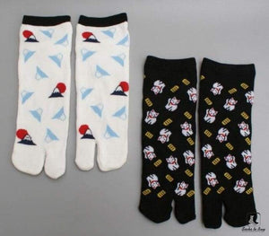 Samurai Tabi Socks - Socks to Buy 9