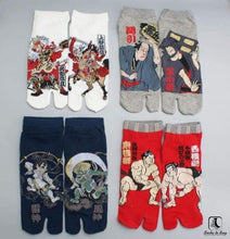 Load image into Gallery viewer, Samurai Tabi Socks - Socks to Buy 1